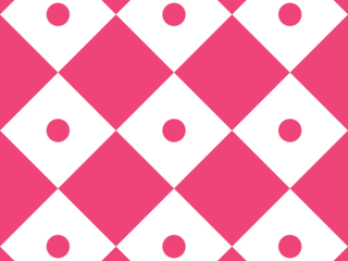 Checkered Dots